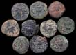 Judaea, 1st Jewish Revolt Issues, 66-70 A.D.
