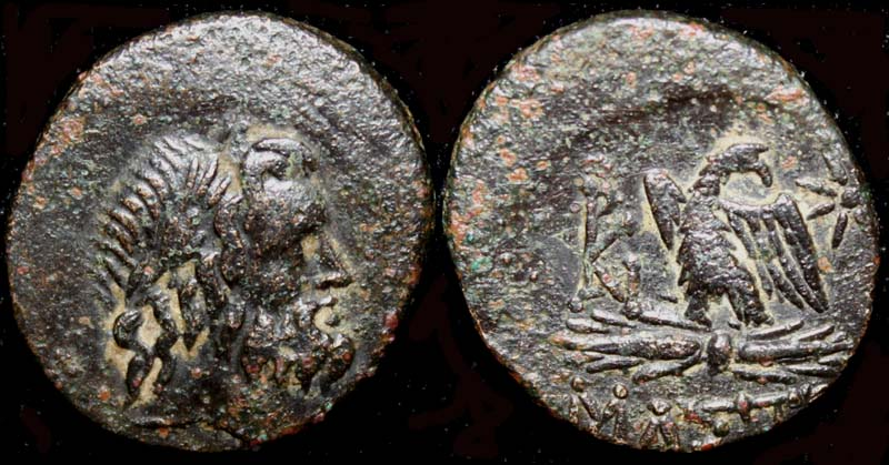 Pontos, Amaseia City issue, 2nd-1st Cent BC