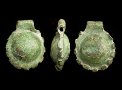 Bulla, Boys Amulet, c. 1st-3rd Cent AD Sold!