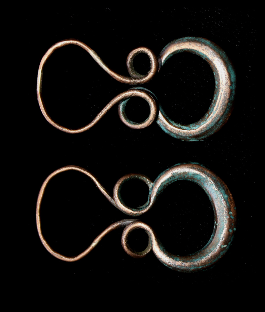 Bronze Age Celtic Cloak Clasp, c. 9th-3rd Cent BC