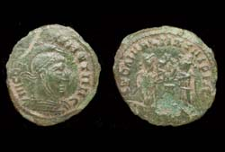 Constantine I, Contemporary Imitation, VLPP type