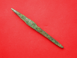 Bronze Age Arrow Point, Celtic, c. 700-350 BC