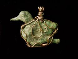 Celtic Tribes, Hunter's Talisman, ca. 4th-3rd Cent BC