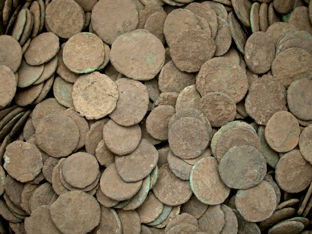 Premium Uncleaned Roman Coins from the Balkans Sold Out!