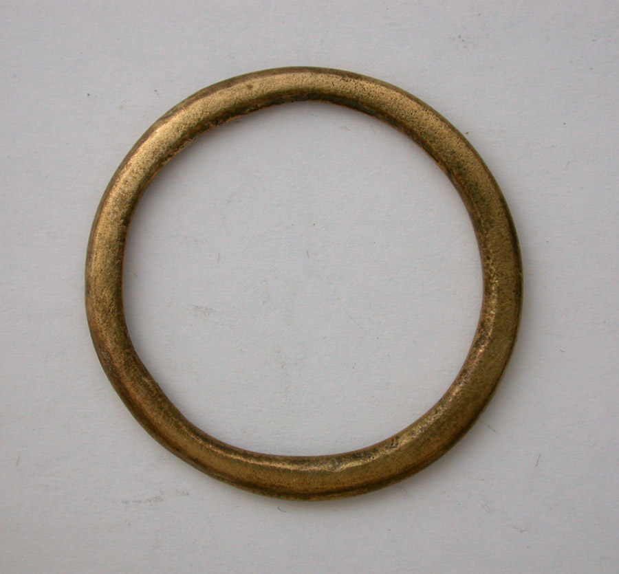 Celtic Proto Ring Money, Restored, c. 600-400 BC