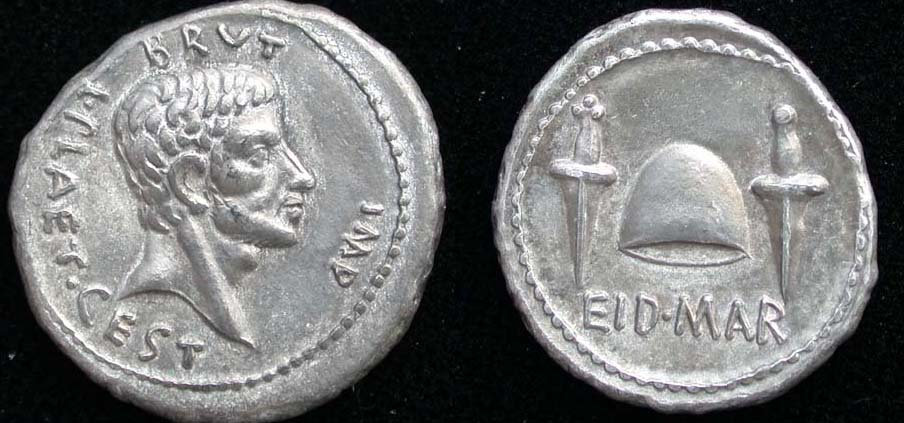 Julius Caesar, Eid Mar Tin Issue