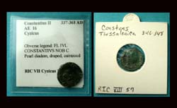 Cleaned & Flipped Roman Coins