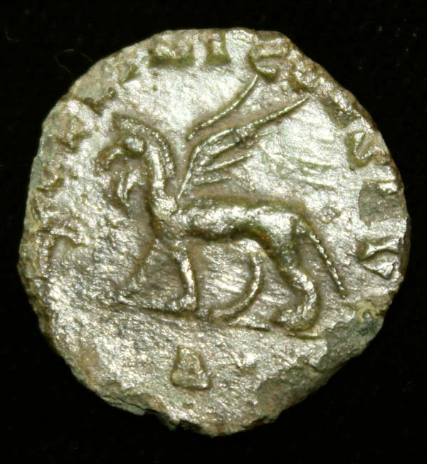 Gallienus Zoo Issue, Griffin Walking Left