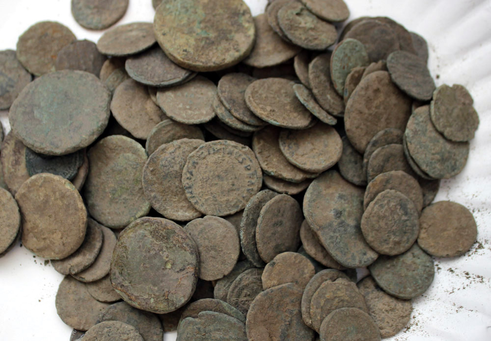 True Premium Uncleaned Roman Coins