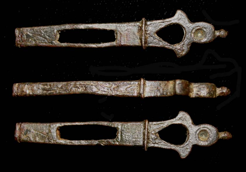 Key Handle, Openwork, c. 1st-3rd Cent