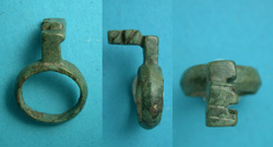 Key Ring, circa 1st-2nd Cent AD