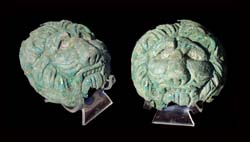 Phalera, Lion, 1st-2nd Cent A.D. Extremely Rare SOLD!