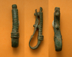 Belt or Strap Mount, Suspension Loop, c. 1st Cent.