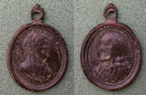 Medieval Pendant with Virgin Mary, ca. 16th-17th Cent. AD