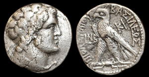 PTOLEMAIC KINGS of EGYPT Ptolemy VIII, Euergetes