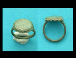 Ring, Medieval, Unisex, Beautiful, c 15th-18th Cent