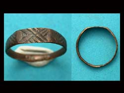Ring, Medieval Era, Men's, 17th-19th Cent