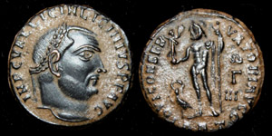 Licinius I, Iovi, Antioch Mint, Flawless!