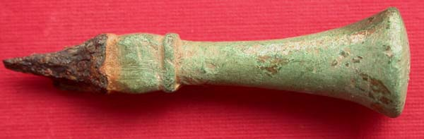 Table Knife Handle, c. 2nd-4th Cent.