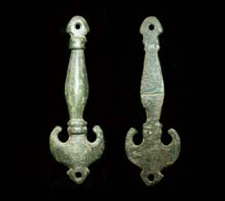 Belt Mount, Anchor type, c. mid-2nd thru mid-3rd Cent
