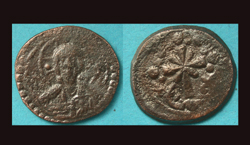Nicephorus III, Class 1 Anonymous follis