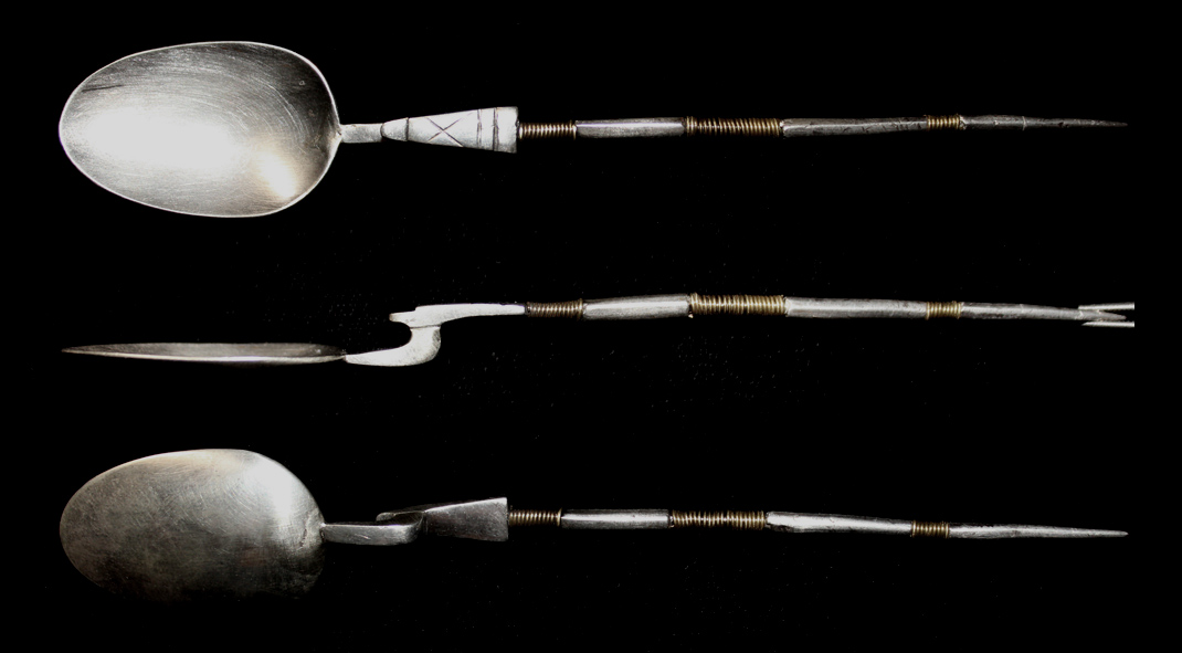 Silver Spoon, 1st-3rd Cent, Museum Quality SOLD!