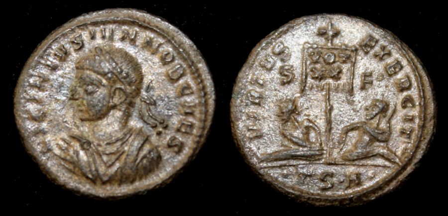Licinius II (Jr) VOT XX Issue