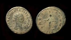 Tacitus, Antoninianus, Joy and Grace Reverse SOLD!